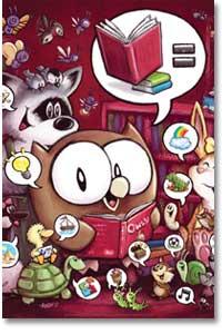 owly-read